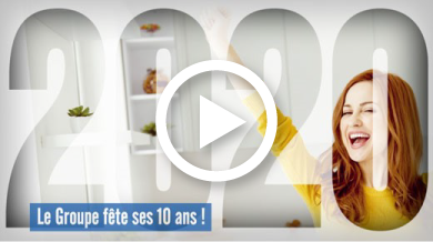 groupe Les eco-isolateurs-10 ans-video